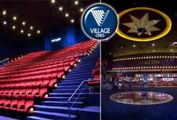 Village Cines Pilar 2X1