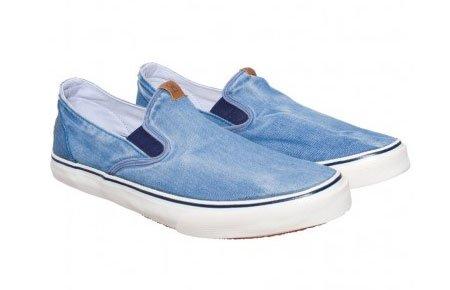 Zapatillas Gab Elastic azul
