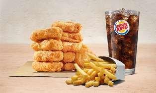 2X1 en Burger King
