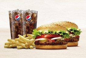 Burger King Banco Francés