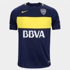 Camiseta Nike Boca Juniors Oficial Stadium