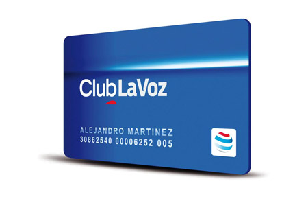 Beneficios Club La Voz
