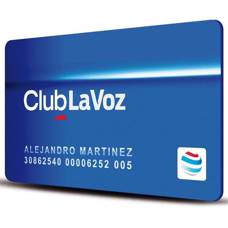 Club La Voz combustibles