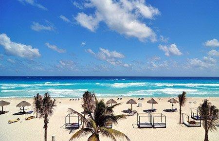 Vuelos con descuento a Cancún y Miami