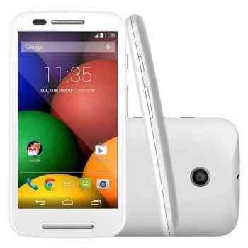 Ofertas Garbarino Celular Libre Motorola MOTO E Blanco