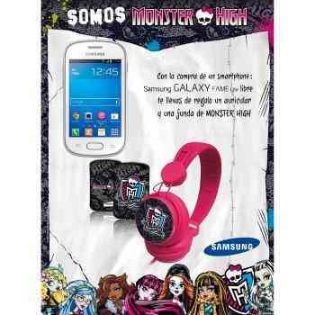 Ofertas Garbarino Celular Libre Samsung GALAXY FAME LITE S6790 Bla + AURIC. MH