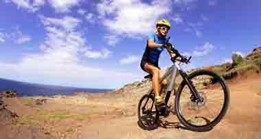 Banco Itaú Promociones en Bicicletas