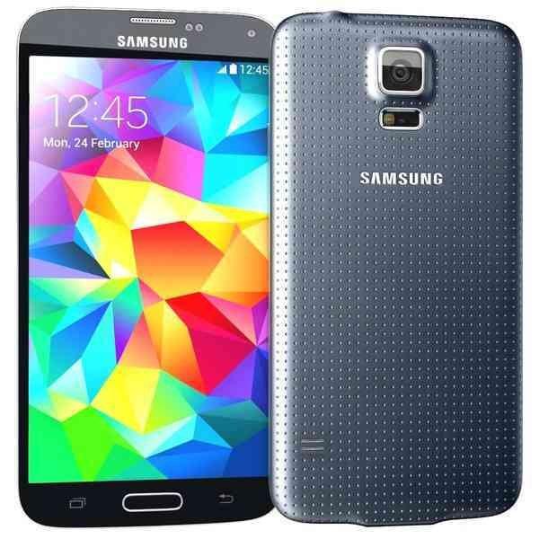 Descuento Samsung Celular libre Galaxy S5 negro