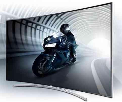 Smart Tv Samsung 55H8000 Curvo Oferta Frávega