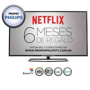 Ofertas Garbarino TV LED Philips 32
