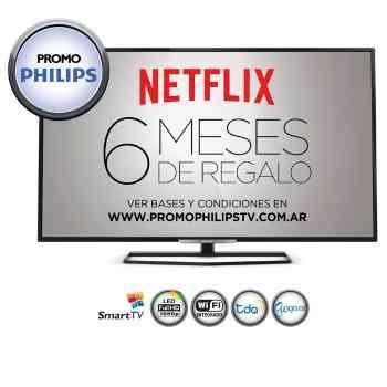 Ofertas Garbarino TV LED Philips 32