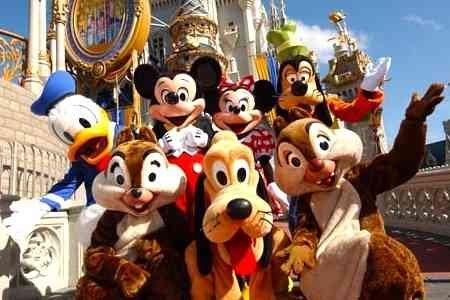 Disney promociones Al Mundo