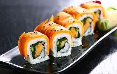 Club La Nación Sushi Club