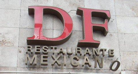 Ofertas Banco Comafi Df resto Mexicano