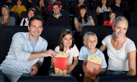 Vacaciones de Invierno Movie Club