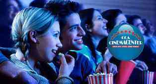 Ofertas Santander Río Cinema Center