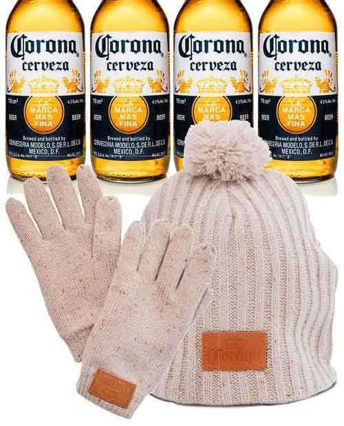 Pack Winter Corona