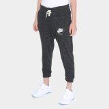 Pantalones Nike Vintage Capris - Negro
