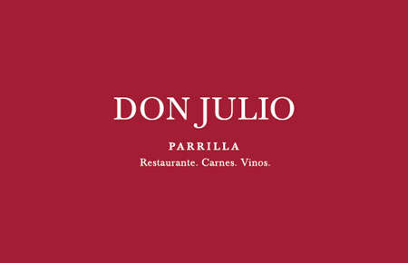 Promociones Parrilla Don Julio