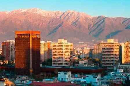 Viajá a Santiago de Chile con LATAM Airlines