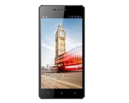 Smartphone Audinac A4-Negro