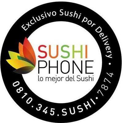 Sushi Phone Clarín 365