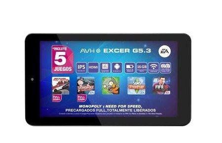 Tablet en promoción garbarino 2x1 2017