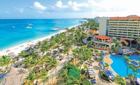 Vuelos a Aruba con Latam