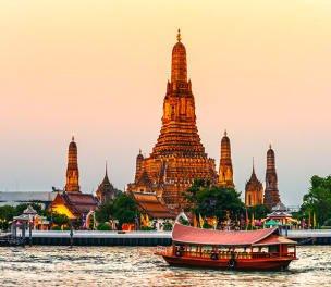 Vuelos baratos a Bangkok desde Buenos Aires