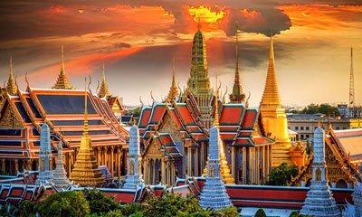 Vuelos a Bangkok con Despegar