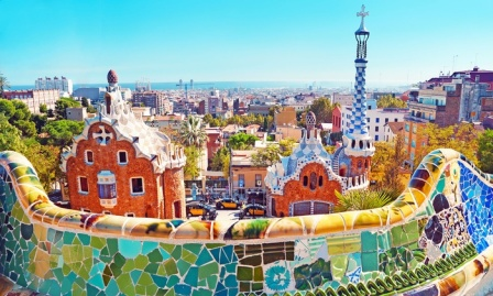 Vuelos a Barcelona con Latam