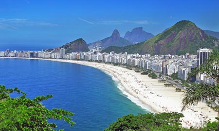 Vuelos a Río de Janeiro Verano 2019
