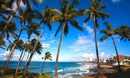 Vuelos a Salvador de Bahía con Latam