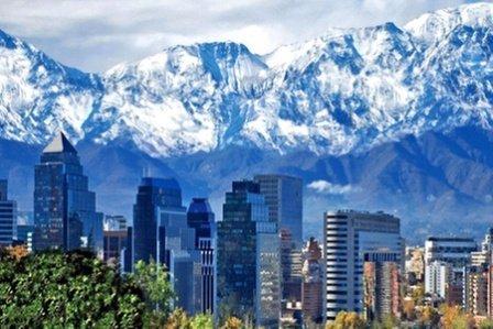 Vuelos a Santiago de Chile desde Buenos Aires
